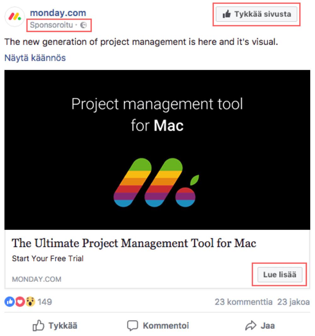 Verkkokaupan markkinointi: FB-uudelleenmarkkinointi